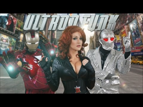 Ultron Funk - Avengers Age of Ultron Song Parody streaming vf