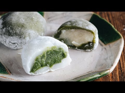how-to-make-green-tea-mochi-(recipe)-抹茶大福の作り方-(レシピ)