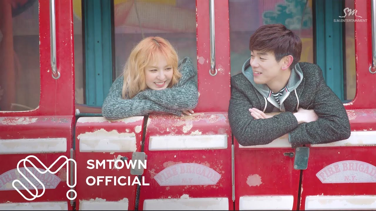 [STATION] 에릭남 X 웬디 '봄인가 봐 (Spring Love)' MV