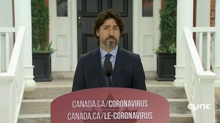 PM Justin Trudeau discusses federal response to COVID-19 and anti-racism protests - June 2, 2020