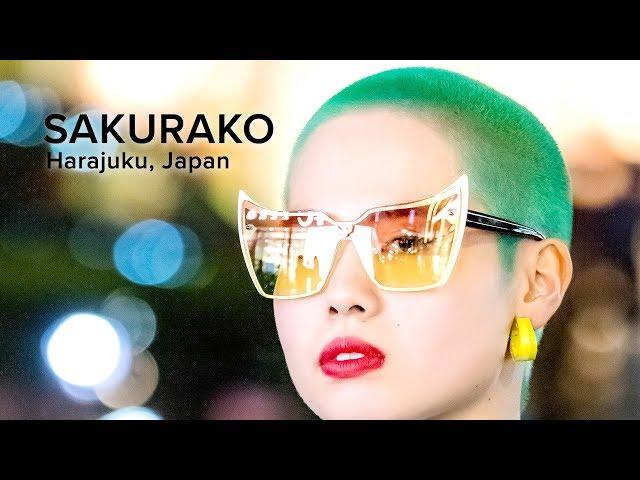 Tokyo Street Style - Sakurako, Harajuku