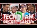 Secret Santa Ft. The Tech Fam (Giveaway Surprise)