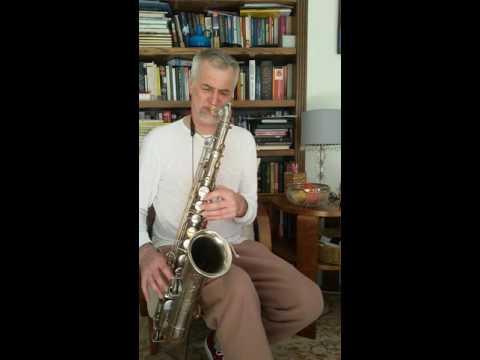 Kohlert Tenor Saxophone