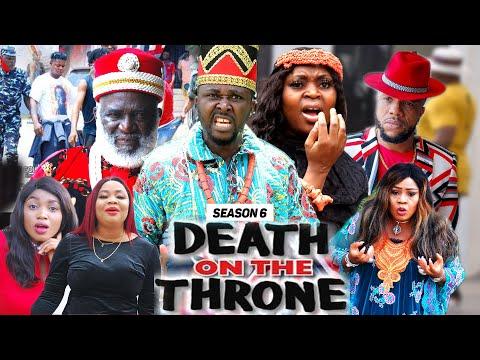 DEATH ON THE THRONE (SEASON 5) - 2021 LATEST NIGERIAN NOLLYWOOD MOVIES
