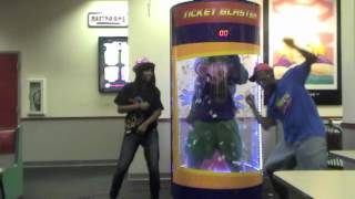 "Chuck E. Cheese ""Party Rock"" Music Video"