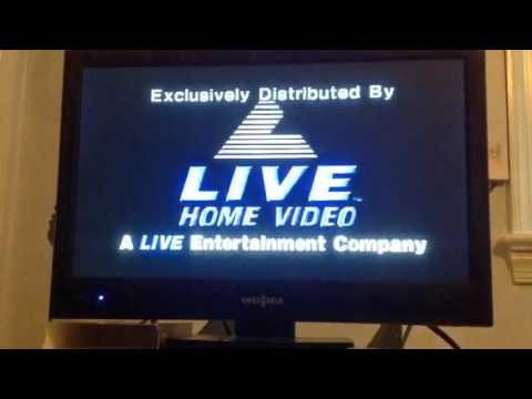 Closing To Terminator 2: Judgment Day 1991 VHS