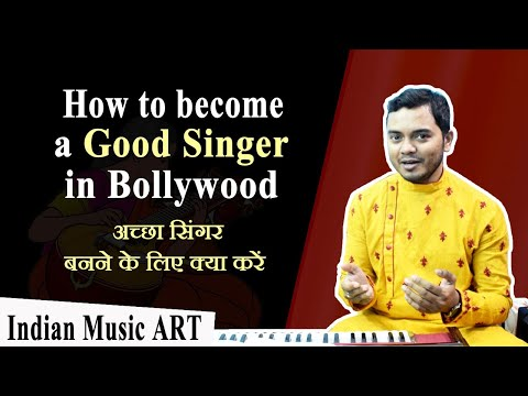 how to become a good singer pdf