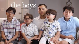 Meet the Boys - An Adoption Story