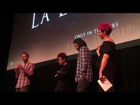 James Wan Explains The Curse of La Llorona To White People