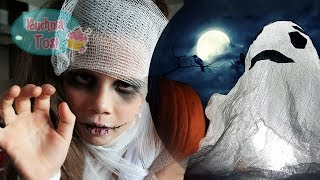 Duchy - dekoracje na halloween