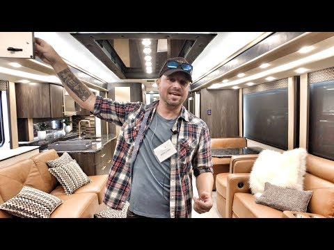 What Does A $1.4 Million Motorcoach Get You?