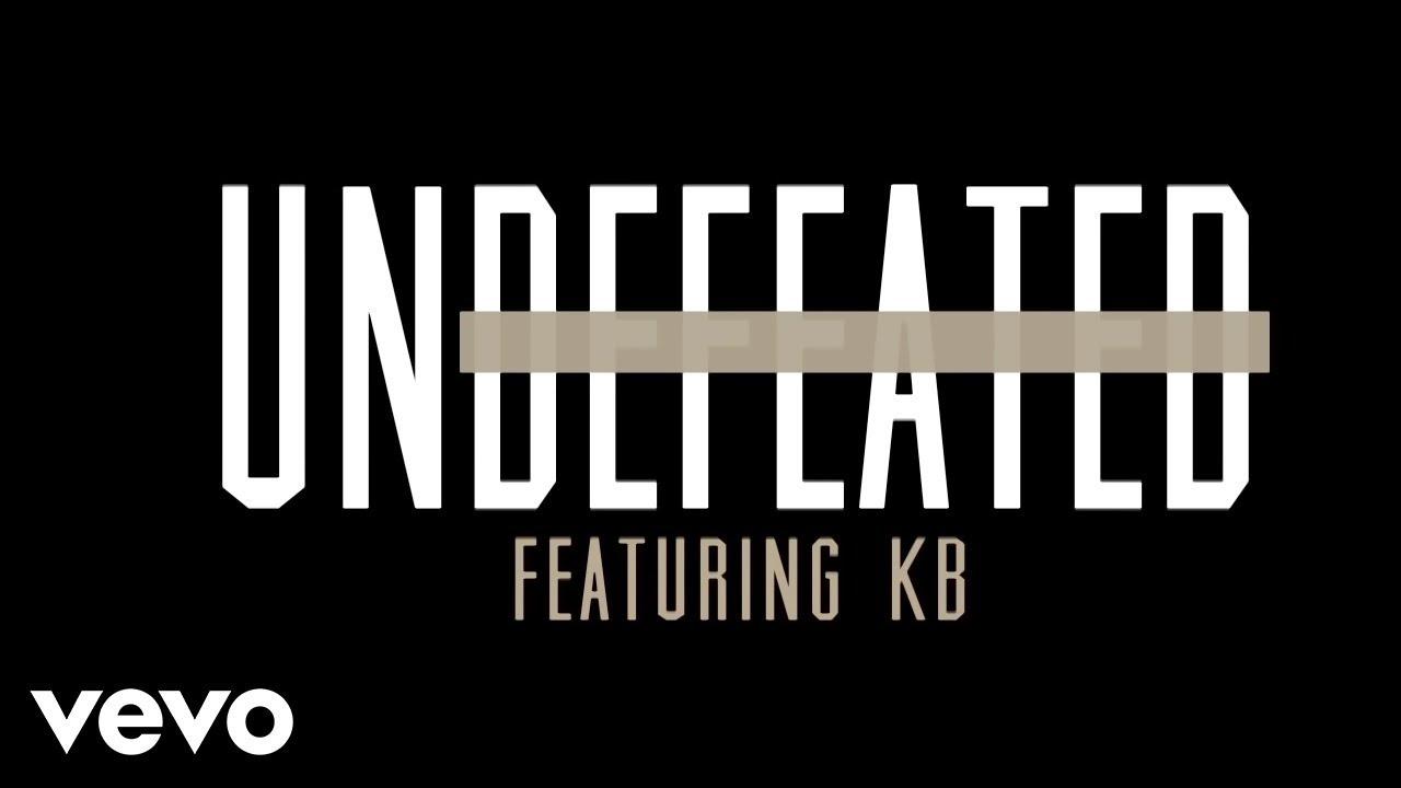 Tauren Wells - Undefeated ft. KB (Official Lyric Video)
