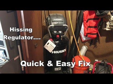 how-to-fix-an-air-compressor-regulator-leak