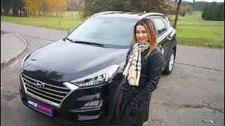 New Hyundai Tucson 2019 Хёндэ Туссан отзывы Виктория Алешко смотреть