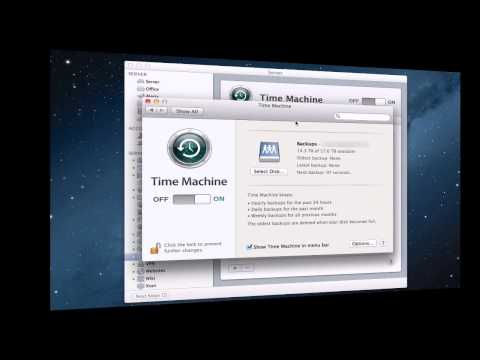 Mountain Lion Server Part 50: Remote Time Machine Backups