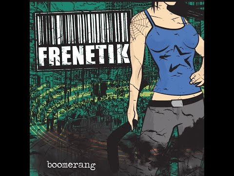 Frenetik - Boomerang (2016) Full Album (Descarga directa)