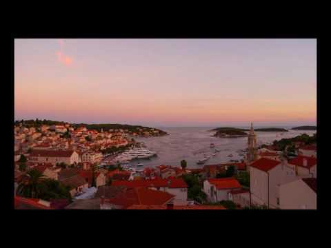 [Time lapse] Hvar, Croatia 2016