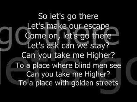 Creed-Higher with Lyrics - YouTube