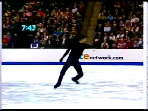 Evan Lysacek - 2008 U.S. Nationals Zorro 2008102602