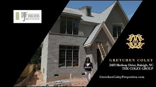Gretchen Coley Properties: 2403 Medway Drive Raleigh