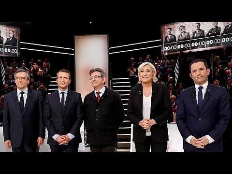 Premier débat présidentiel : Mélenchon ou Macron désignés vainqueurs ?