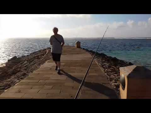 AVB Ultralight fishing fun/geger beach nusa dua bali