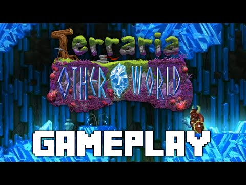 Terraria Otherworld - GDC 2015 Gameplay Trailer!