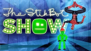 The Stikbot Show 🎬 | The one with Spider-Man