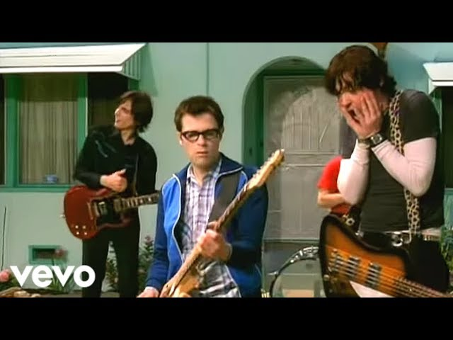 Weezer - Island In The Sun (Official Music Video)