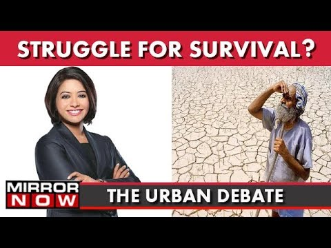 Farmers Fight For Survival, Loan Waiver Or Eyewash? I The Urban Debate With Faye D'Souza