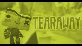 Tearaway: Adventure Video Game Part 1 HD Play Through - PS Vita