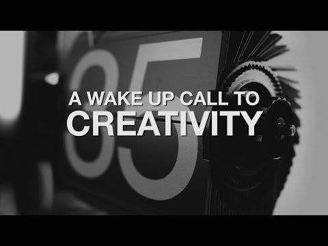 A Wake Up Call To Creativity [Short Film]