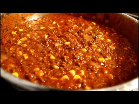 Easy Bolognese Recipe  | Chef Ricardo Cooking