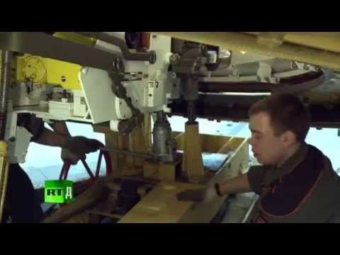 Tanks  Born in Russia (E4) Learning the basics of tank assembly