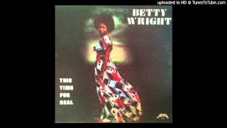 Betty Wright - You Can
