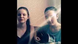 Андрей Леницкий Ft HOMIE Лето как осень Cover By Регина Байданова и Ангелина Воробьёва