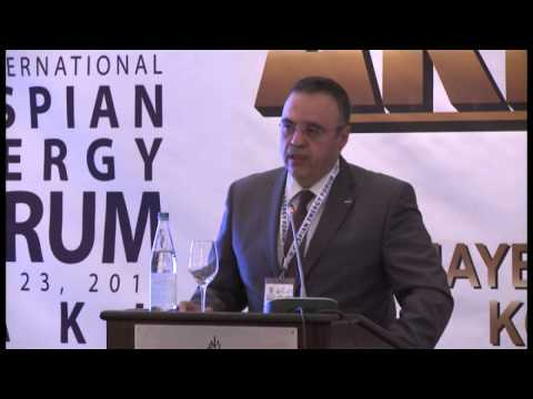 CASPIAN ENERGY FORUM BAKU 2014 SESSION 3