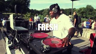 Artist Video Series: DJ Cheese - 1986 DMC World Champion @ Crotona Park Jams