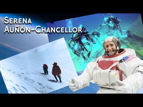 Astronaut Moment: Serena Aun-Chancellor
