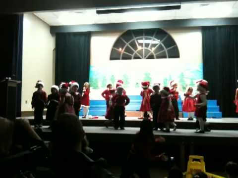 Xmas Recital at the Honor Roll School
