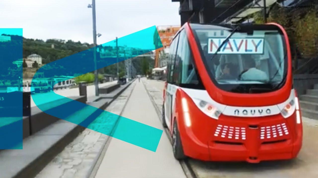 Keolis Autonomous Shuttles Expertise