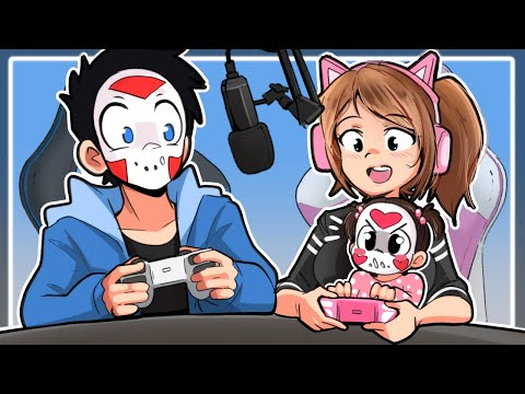 Family Night With Liz Katz & BabyLirious - It Takes Two (Co-op Game) - H2ODelirious