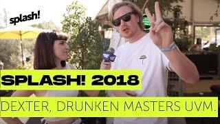splash! 21: Dexter, Drunken Masters, Marcus Staiger und Niko Backspin ► Samstag