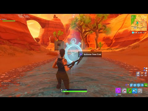 COMPLETE TIME TRIALS LOCATIONS! ALL TIME TRIALS LOCATIONS FORTNITE WEEK 6 CHALLENGES GUIDE
