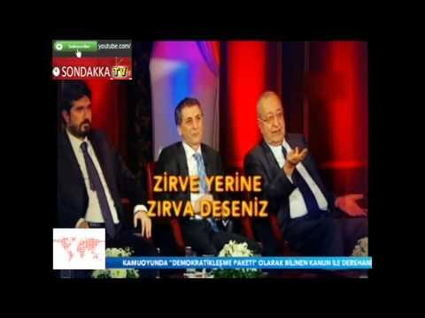Başbakanın Cevaplarını Soruladılar : Yandaşların Yalama Yarışı :))