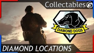 Metal Gear Solid V: The Phantom Pain Rough Diamond Location (Da Ghwandai Khar)