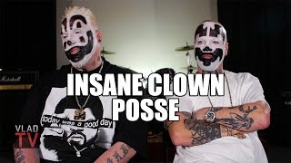 Insane Clown Posse on Why They Painted Their Faces (Part 2)