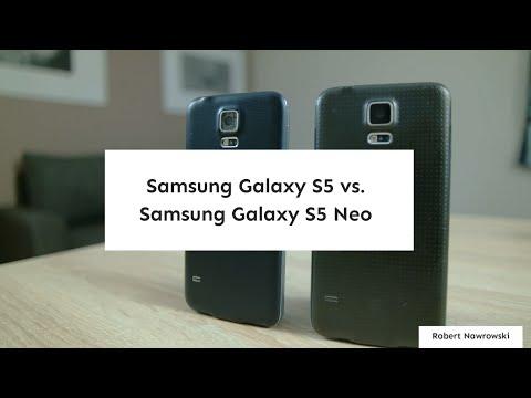 Samsung Galaxy S5 vs. S5 Neo Porównanie | Robert Nawrowski | Robert Nawrowski