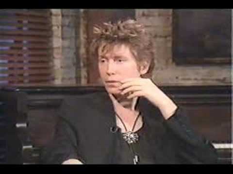 Richard Butler (The Psychedelic Furs) Interview '88 Part III