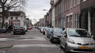 Leidsebuurt Haarlem westelijk deel
